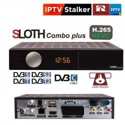 Red Eagle Sloth PLUS COMBO STALKER IPTV