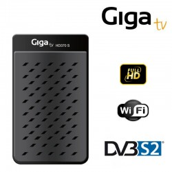 GigaTV HD370 S WIFI