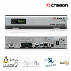 OCTAGON SF8 HD LINUX Enigma2