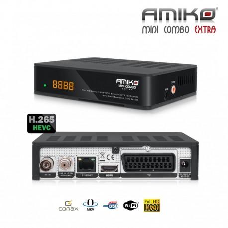 Amiko Mini Combo Extra H.265