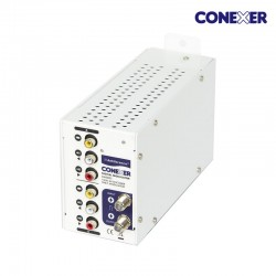 Modulador Digital DVB-T Twin 2 Entradas AV