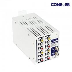 Modulador Digital DVB-T Quad 4 Entradas AV