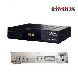 Linbox Avira ST20 HD Combo con modulador