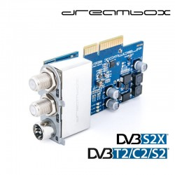 Dreambox Triple Tuner Híbrido
