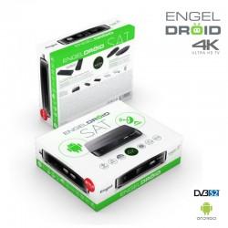 Engel 1010k 4K Android + DVB-S2