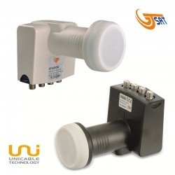 LNB Unicable SCR GT-SAT S3SCR4