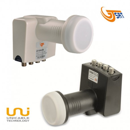 LNB Unicable SCR GT-SAT S2SCR4