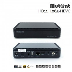 Mutant HD11 H.265 Full HD Enigma2