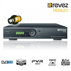 Revez HDS620 Full HD PVR WIFI