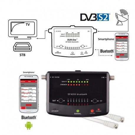 Satfinder SF4000 Bluetooth