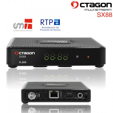 Octagon SX88 Multistream