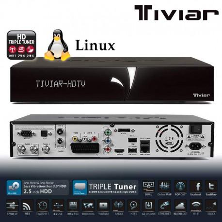Tiviar Alpha Plus Linux Enigma2
