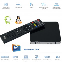 Mediacenter TVIP S-Box 605