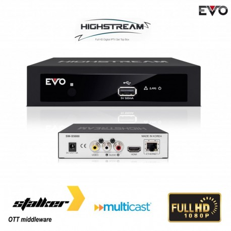 Evo Hightstream