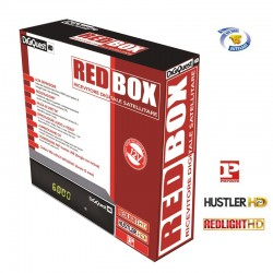 RedBox HD 3 Canales 1 Año