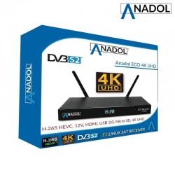 Anadol ECO 4K UHD E2