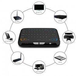 Mini Keyboard Touch Pad