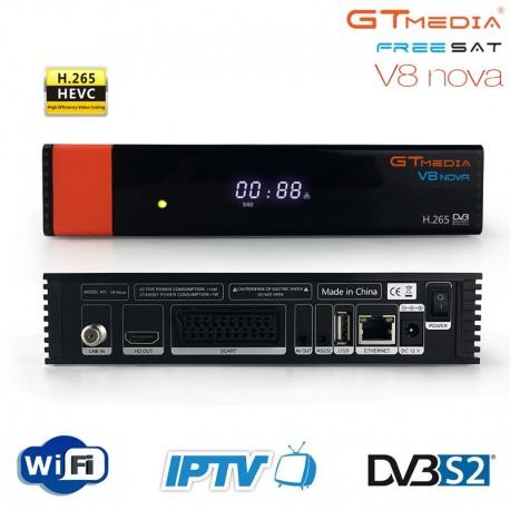 GT Media Freesat V8 Nova