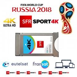 SFR Sport 4K | Mundial en 4K