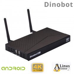 Dinobot 4K+