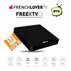 FreeXTV 8 canales IPTV