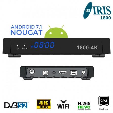 Iris 1800 Android 4K
