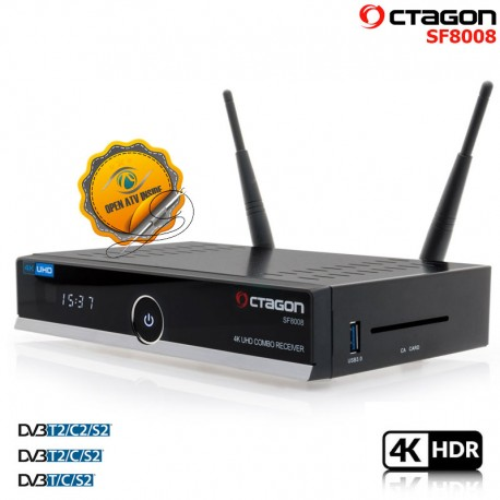 OCTAGON SF8008 4K