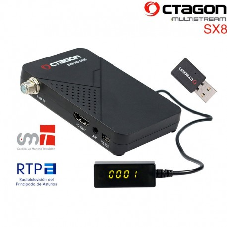 Octagon SX8 Multistream