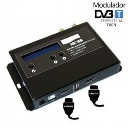 Modulador HD Twin