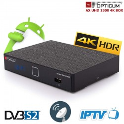 Opticum AX UHD 1500 4K BOX