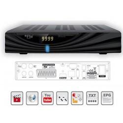 FTE MAX COMBO HD NET SAT+ TDT