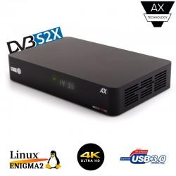 AX 4K BOX HD60
