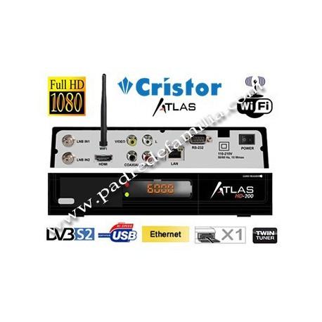 Cristor Atlas HD200 NET WIFI