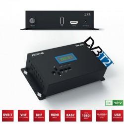 Modulador HD DVB-T2 Amiko TRF-800