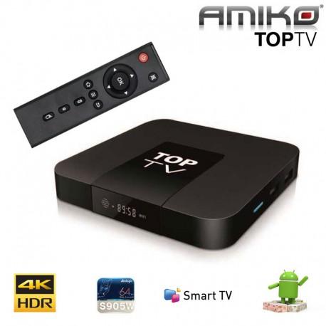 AMIKO TOPTV OTT Android TV box