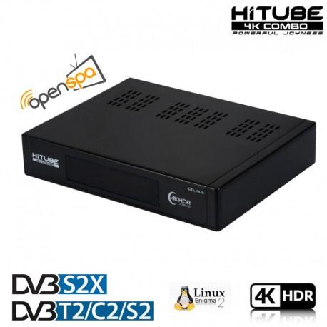 Hitube 4K Combo