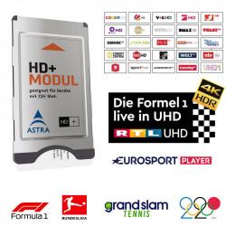 HD+ Modul con Eurosport
