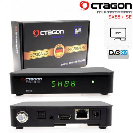 Octagon SX88+ SE Multistream