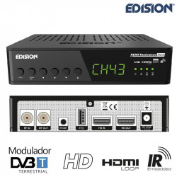 MODULADOR HDMI Edision Xtrend