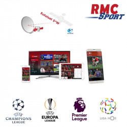 Suscripcion 12 meses RMC Sports Francia