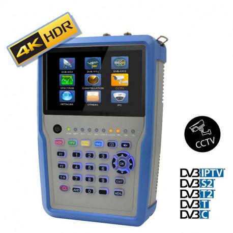 Satlink HW 7280 4K Combo Finder