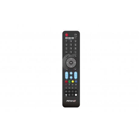 Mando a distancia AMIKO HD-HD ALI RCU + TV (universal Amiko-Alma-Evo-Synaps-chip ali)