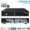 GigaBlue UHD X3 4K TWIN LINUX FBC DVB-S2X IPTV