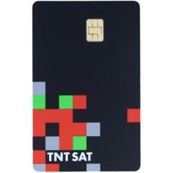 Tarjeta TNT SAT 4 años
