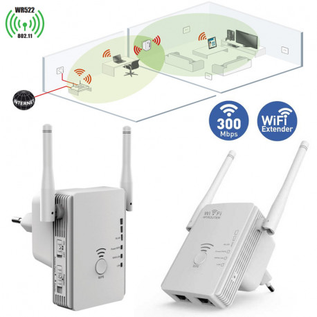 Repetidor WIFI - Router AP WR-522