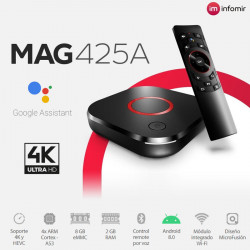 MAG 425A Android TV 4K