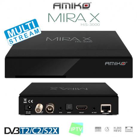 AMIKO MIRA X HIS 3000