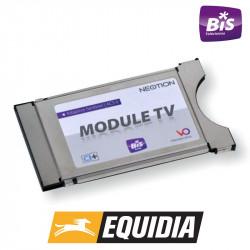 PCMCIA + Abono Bis (Equidia)