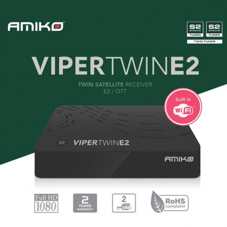Amiko Viper Twin E2