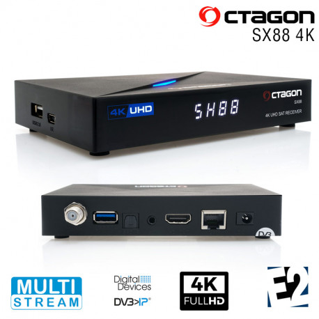 Octagon SX 88 4K